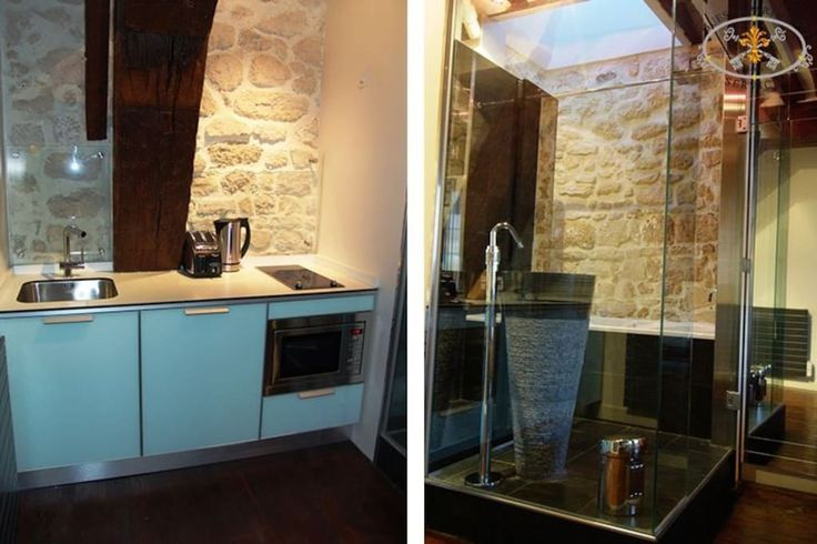Regardez ce logement incroyable sur Airbnb : Studio design avec vue romantique - Appartements à louer à Paris