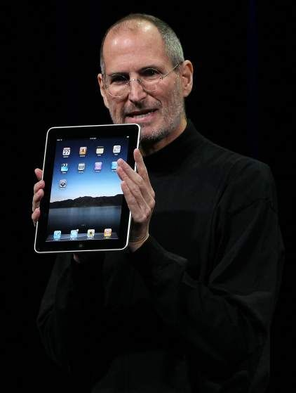 "<span style=""font-size:medium;""><strong>2010</strong></span> The iPad is an Apple tablet computer that met mixed reviews, as users were not sure if it was intended to replace or supplement laptop use, though many praised its ability to connect to WiFi or 3G. That year, the iPad became the leader in the tablet computer market."
