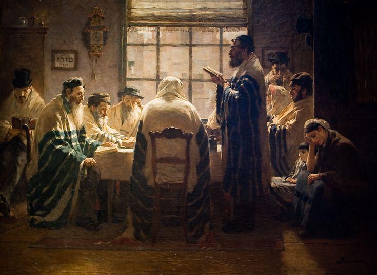 WLANL - MicheleLovesArt - Joods Historisch Museum - Schilderij Voerman (1111) - 613 commandments - Wikipedia, the free encyclopedia