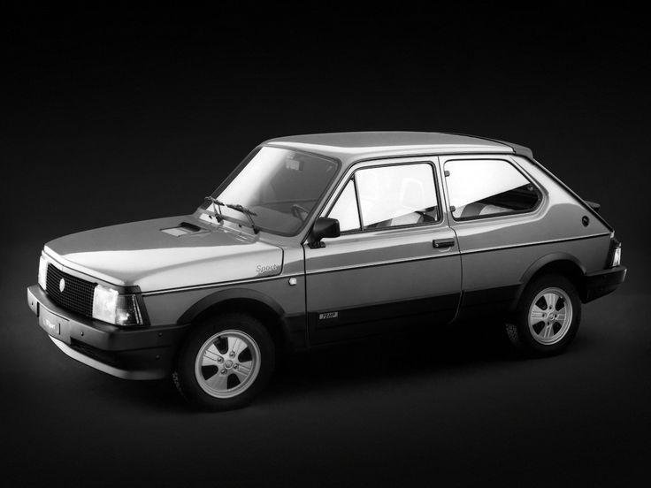 Fiat 127 ... my first car :)