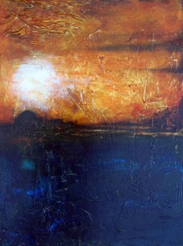 """Saatchi Art Artist Angel F Matamoros; Painting, """"Los Siglos Gloriosos"""" #art"""