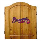 Found it at Wayfair - MLB Team Logo Complete Dart Cabinet SetWANT THIS!