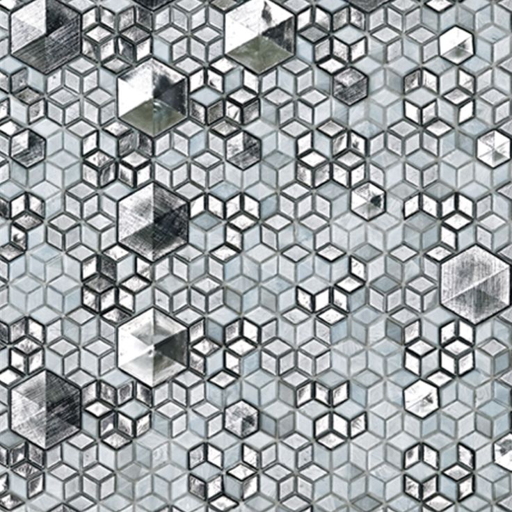 "Sicis ""Diamond"" #mosaic #color #sicis #interiordesign #design #architecture #homedesign #homedecor #diamond"