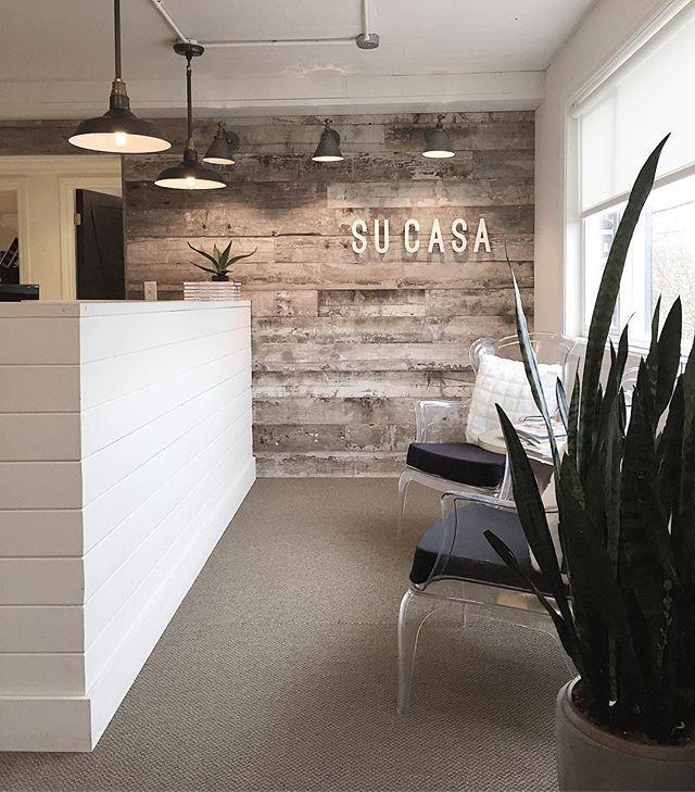 40 Easy Business Office Decor Ideas Diseno De Interiores Oficina