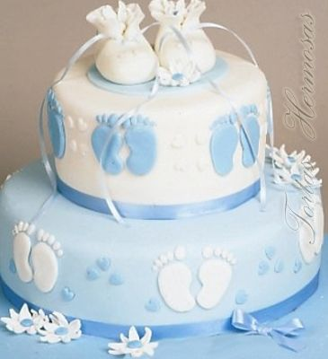 Baby shower~Tortas Hermosas