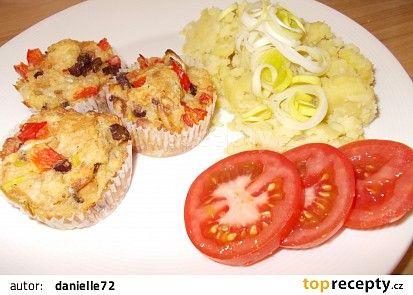 Nádivkové muffinky recept - TopRecepty.cz