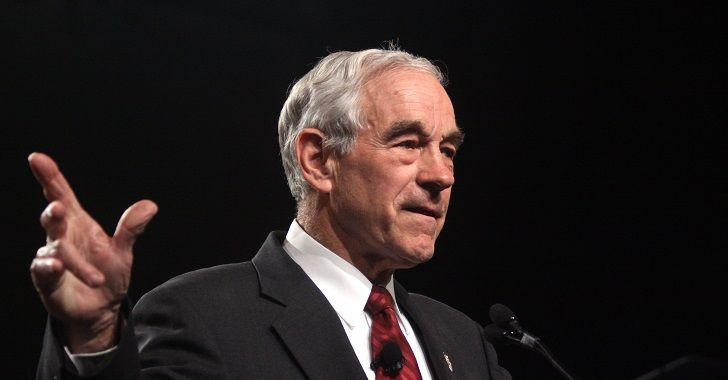 Electoral College Voter Defects from Trump Casts Vote for Ron Paul The libertarian icon wasn't even running for president.