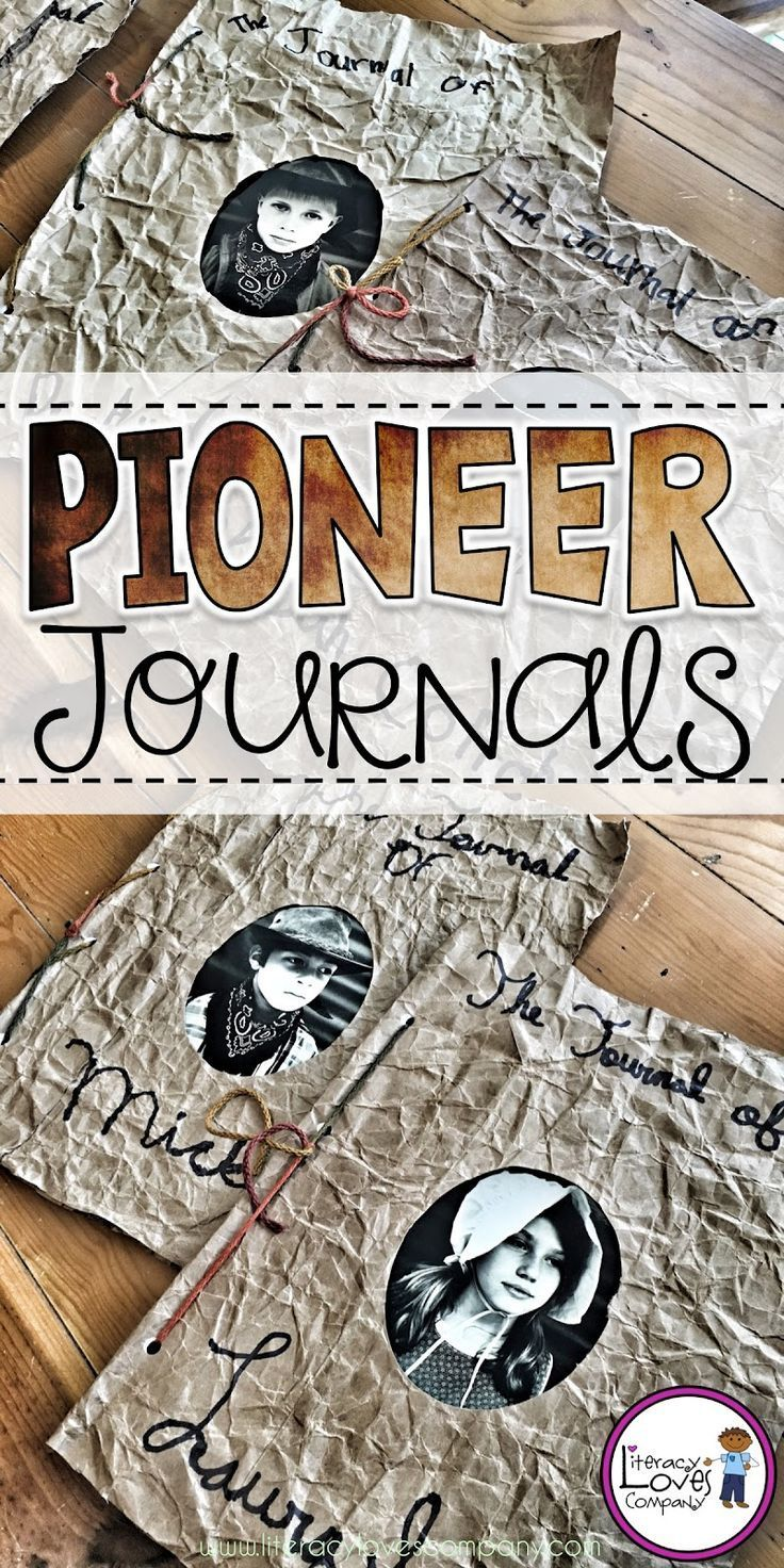 Are you looking for a meaningful way to integrate writing in your social studies classroom?  Try historical journals!  A great way to integrate narrative writing and history!