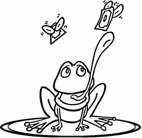 62 besten Frogs Bilder auf Pinterest   Frösche, Färben und Malbögen