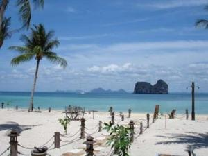 Thanya Beach Resort, Koh Ngai, Thailand