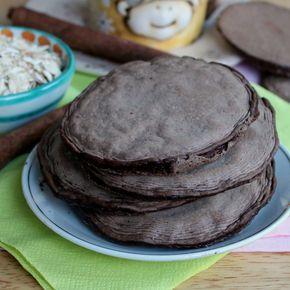 Pancakes pancia piatta