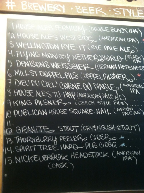 barVolo - Awesome selection of local micro-brews on tap and pretty much any beer you can think of in bottles.
