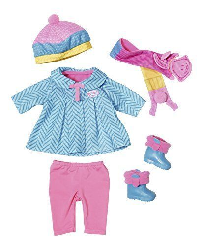 Zapf Creation Baby Born Cold Days Outdoor Winter Doll Outfit Deluxe Boxed Set | Dolls & Bears, Dolls, Clothing & Accessories, Baby Dolls & Accessories | eBay!