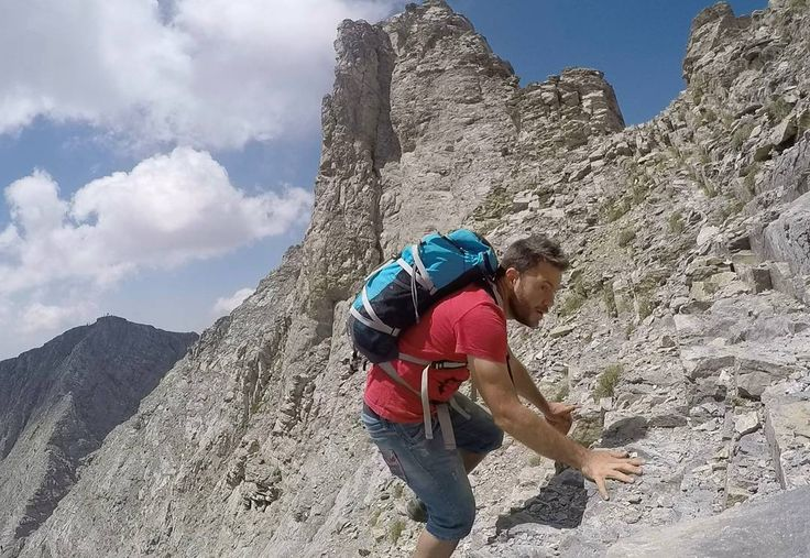 Rise up #ImagineDragons Ανεβαίνοντας στον Μύτικα την κορυφη του Ολυμπου!  #happytraveller #travel #olympus #olympos #greece  Full Happy Traveller episode on http://youtube.com/ftbletsas