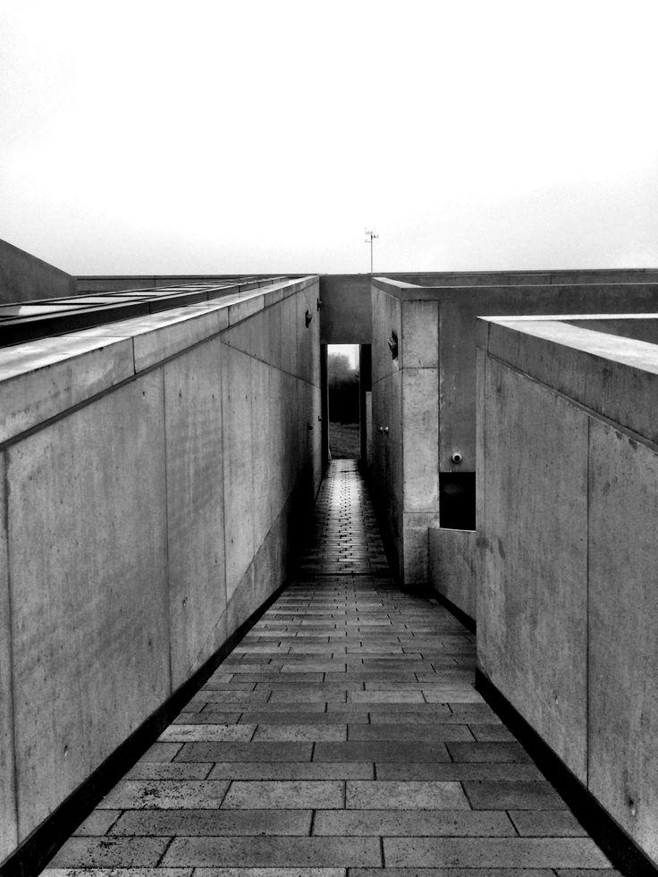 Moesgaard Museum in Aarhus, DK by HLT architects.
