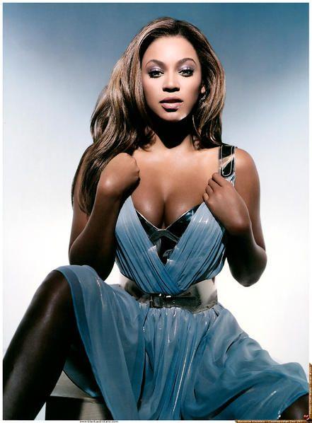 Beyoncé Dangerously In Love  Photoshoot  12.12.2008
