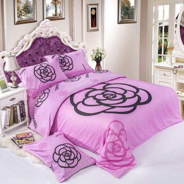Chanel bedding<3