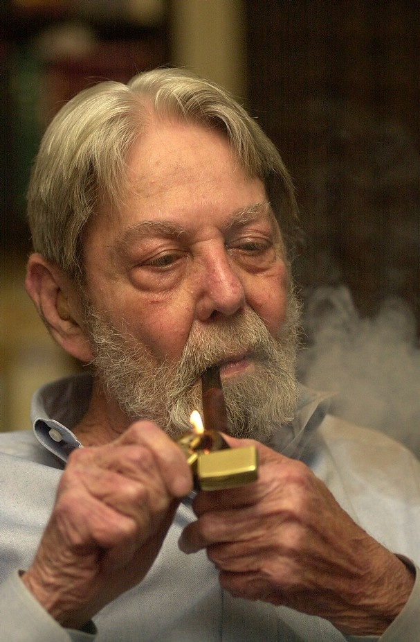 Shelby Foote... I could listen to this man talk all day long.