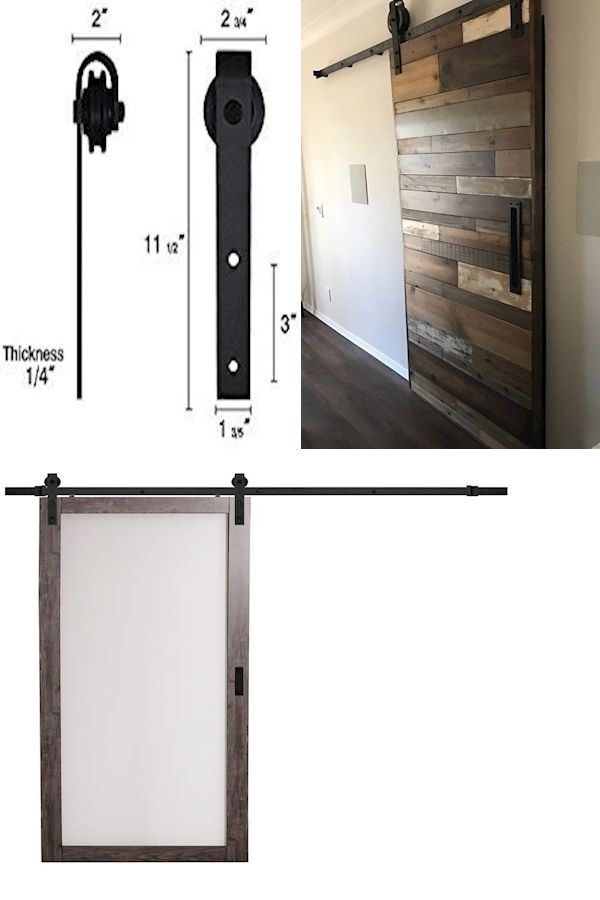 Barn Doors For Sale Industrial Barn Door Hardware Kit Bedroom Barn Door Hardware In 2020 Barn Door Hardware Sliding Barn Door Hardware
