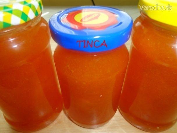 Marhuľový džem - univerzálny recept na džemy (fotorecept)