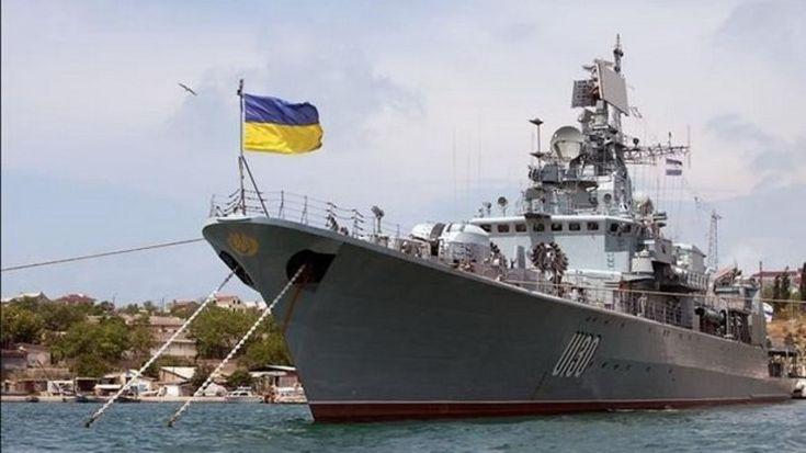 """Das Verteidigungsministerium der Ukraine hat vor, gebrauchte Militärschiffe der NATO-Staaten anzukaufen, erklärte der Oberbefehlshaber der ukrainischen Marine, Igor Worontschenko, gegenüber dem Fünften Sender. Ihm zufolge sollen die ausländischen Partner """"diese Frage als eine zukunftreiche behandeln"""". Kiew könne ehemalige NATO-Schiffe """"nach bestimmten Regelungen für die Bezahlung"""" bekommen."""