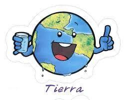 Resultado de imagen para planeta tierra dibujo