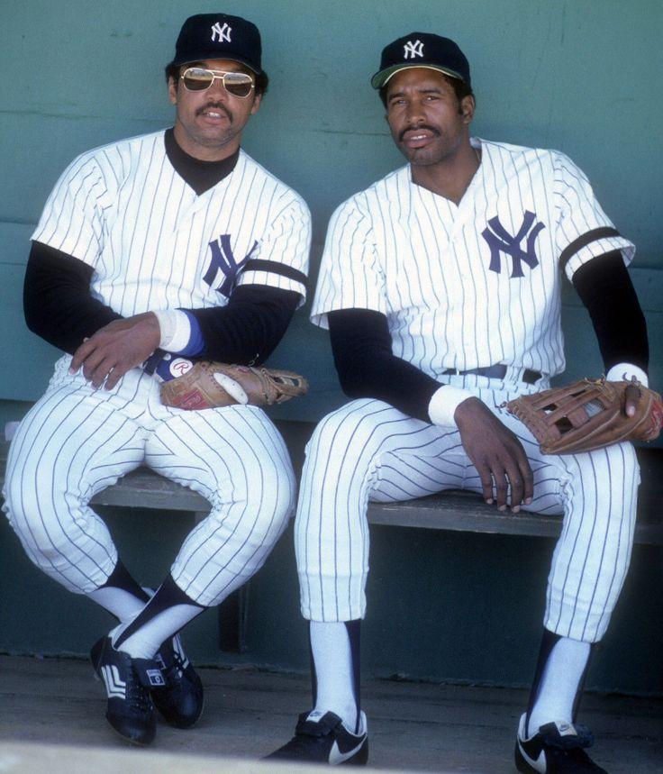 Reggie Jackson & Dave Winfield