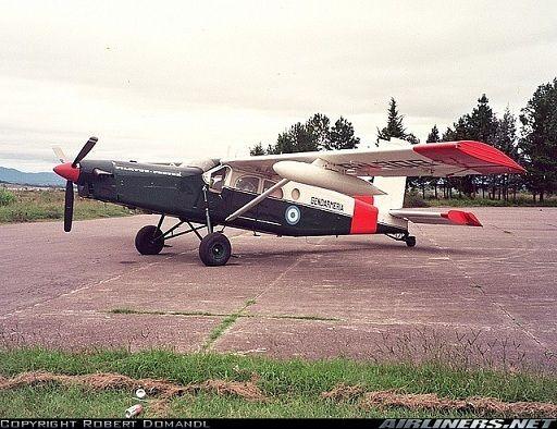 aviacion de Gendarmería Nacional Argentina