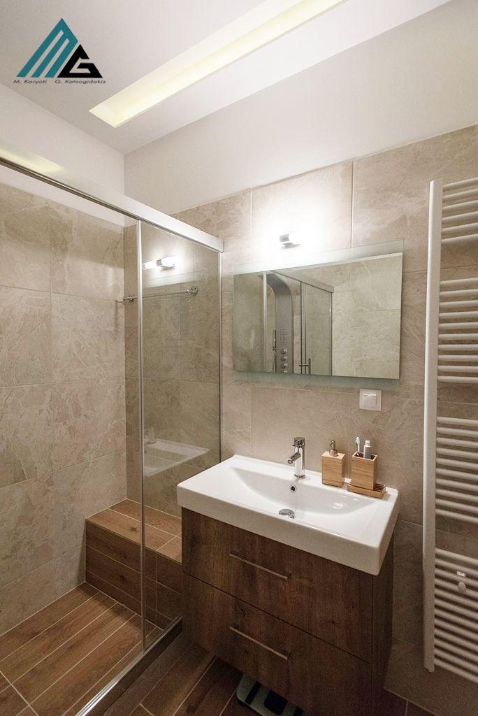 bathroom design- ανακαίνιση διαμερίσματος στη Λάρισα