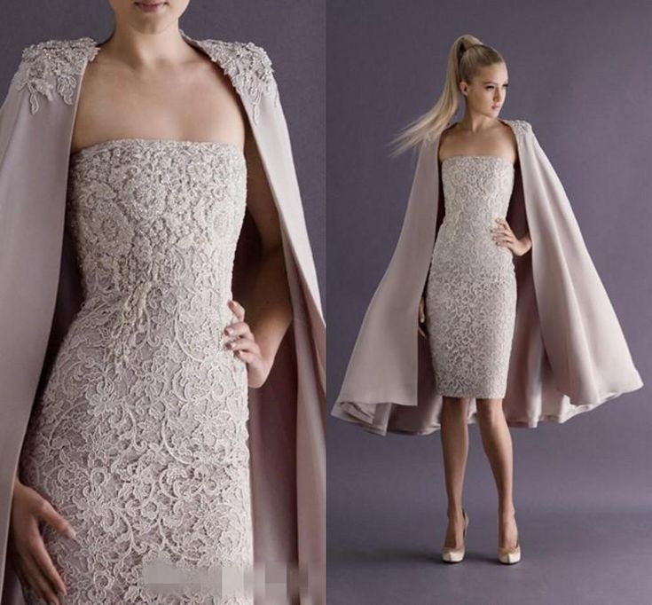 myweddingdress welcomes you to select inexpensive cocktail dresses,junior cocktail dresses and latest gowns on Dhagte.com. new style sexy 2015 short mini lace cocktail dresses with jackets formal evening party gowns dress occasion for party prom appliques beading is on sale now.