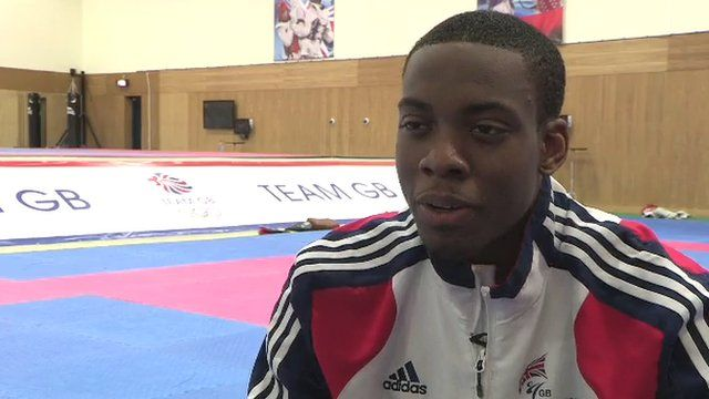 "Lutalo Muhammad says he ""can't wait"" to prove GB Taekwondo was right to pick him ahead of Aaron Cook at London 2012. The 21-year-old received hate mail following his nomination for the Olympic squad, but insists he has the potential to win gold this summer."