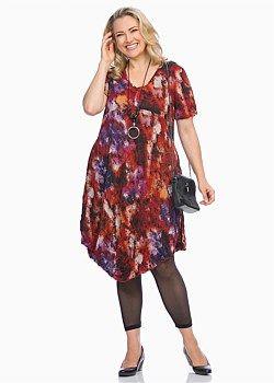 #TS Promise in the Dark Dress #plussize #curvy #takingshape