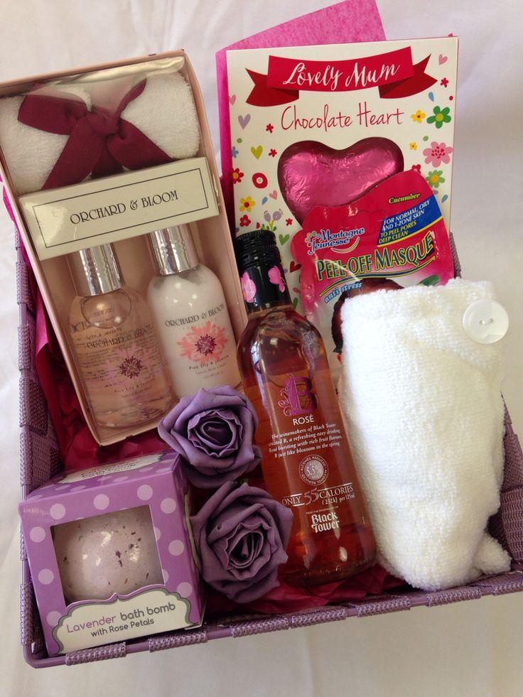 Mothers Day Pamper Hamper  Angel Surprise