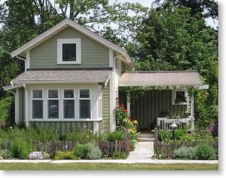 257 best cottage curb appeal images on pinterest | little cottages