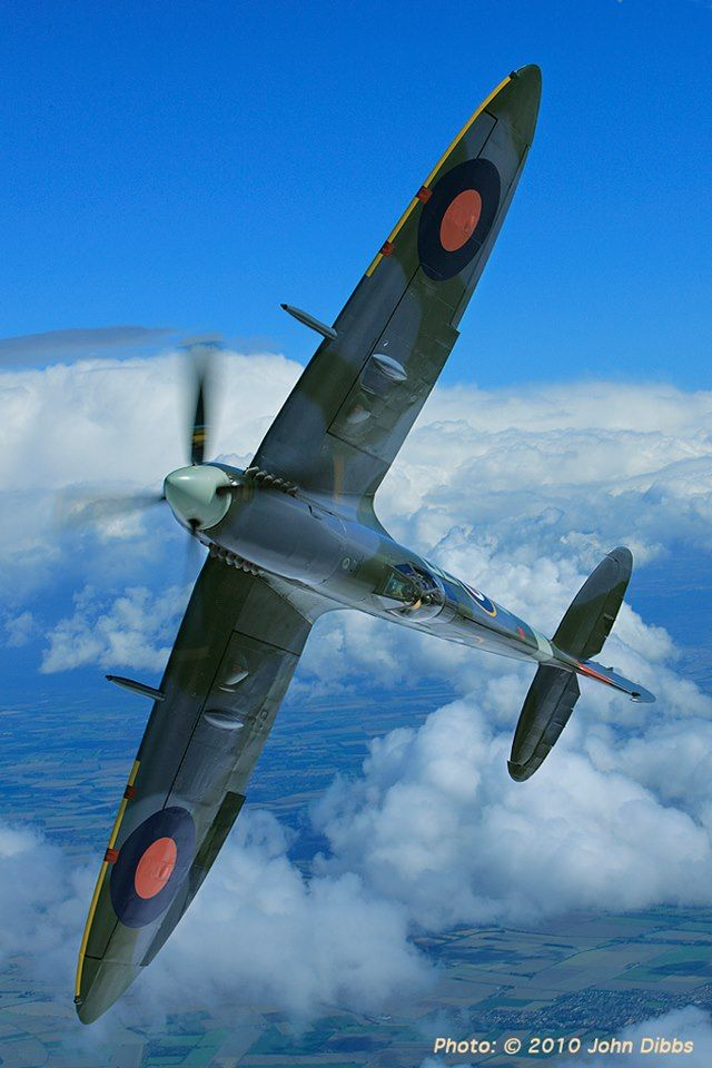 17 Best images about Supermarine Spitfire on Pinterest ...