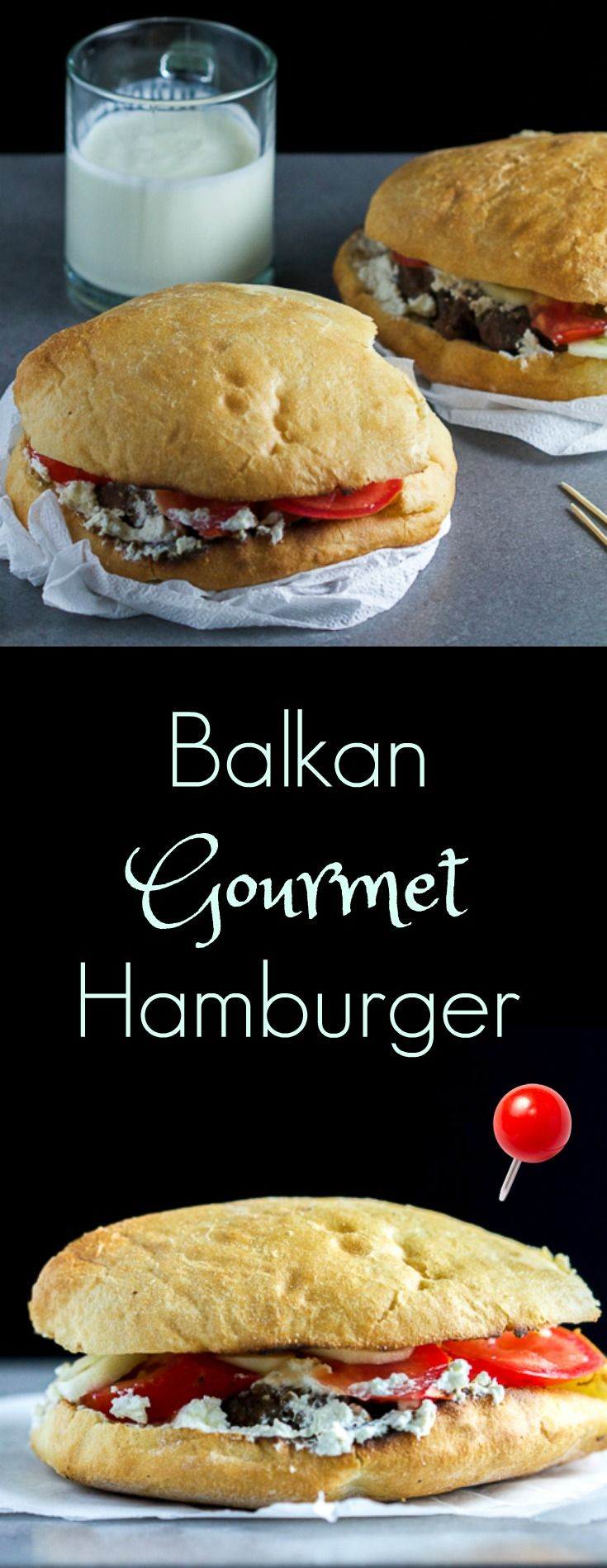 gourmet burgers recipe | hamburgers recipe | burger patties from scratch recipe | balkan burger pljeskavica recipe | hamburger | quick burger | delicious burger | ground beef burger | kako se pravi pljeskavica | kako da napravim pljeskavicu | recept za pljeskavicu | lagane pljeskavice |