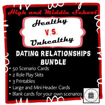 relationship scenarios questions