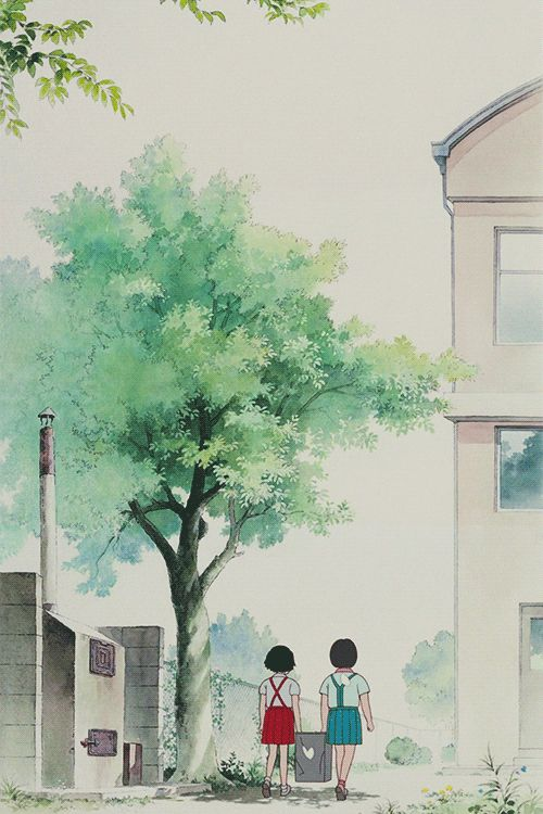 Only Yesterday (1991) If you haven't watched this one you should check it out!! It has to be my favorite Ghibli film.