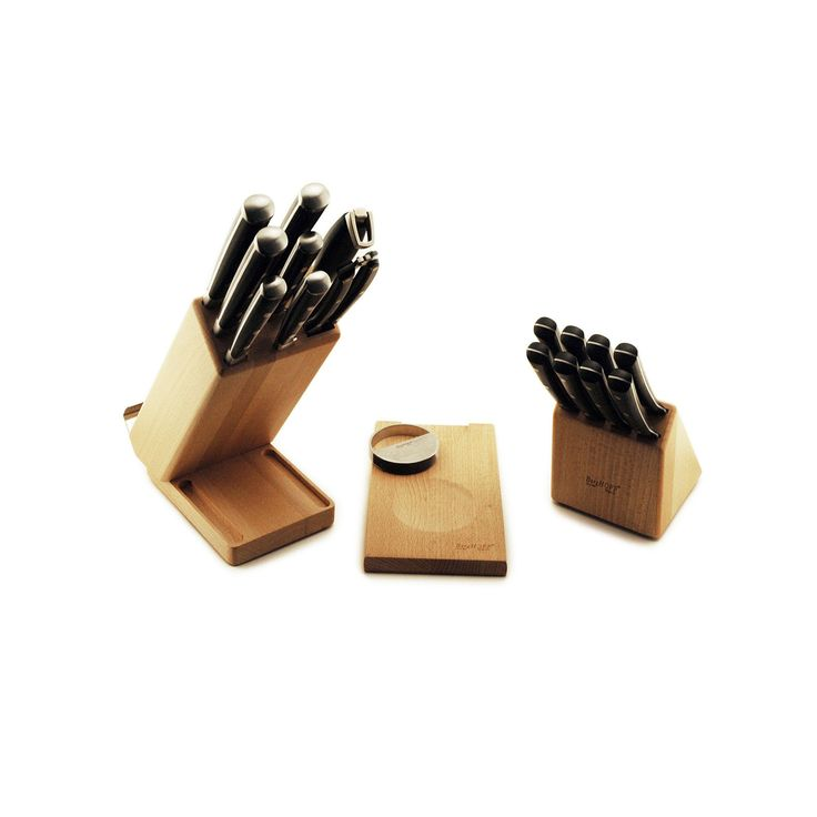 BergHOFF 19-pc. Forged Knife Block Set, Black