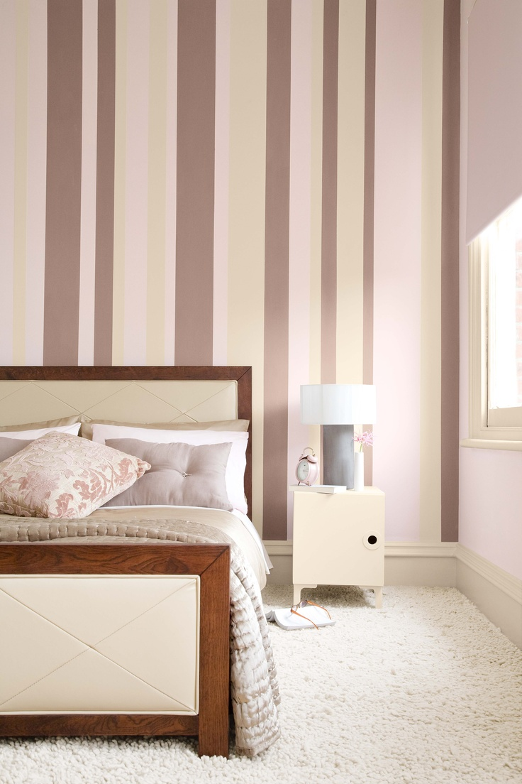 32 best bedrooms images on pinterest bedroom ideas crowns and feminine bedroom painted with crown matt emulsion in pashmina pink wheatgrass beige