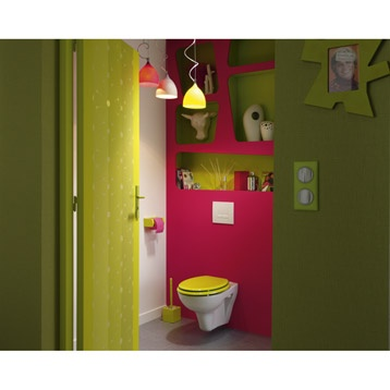 199 best images about leroy merl n on pinterest un ps for Wc suspendu decoration