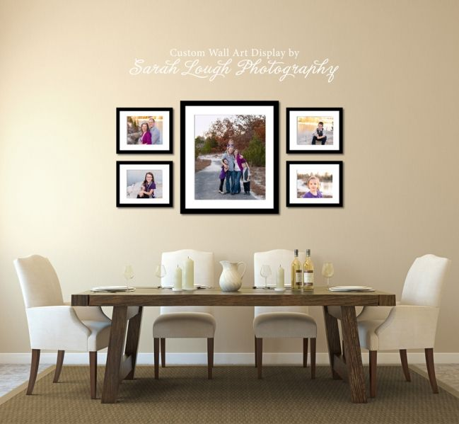 Wall Art Displays | Washington, MO Family Photographer » Sarah Lough Photography
