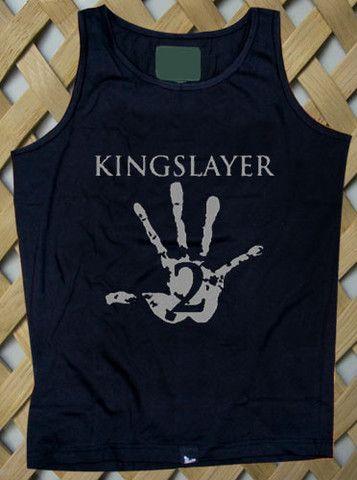Kingslayer Tank top #tanktop #tank #top #tanks #tops #clothing #cloth #topsandtee