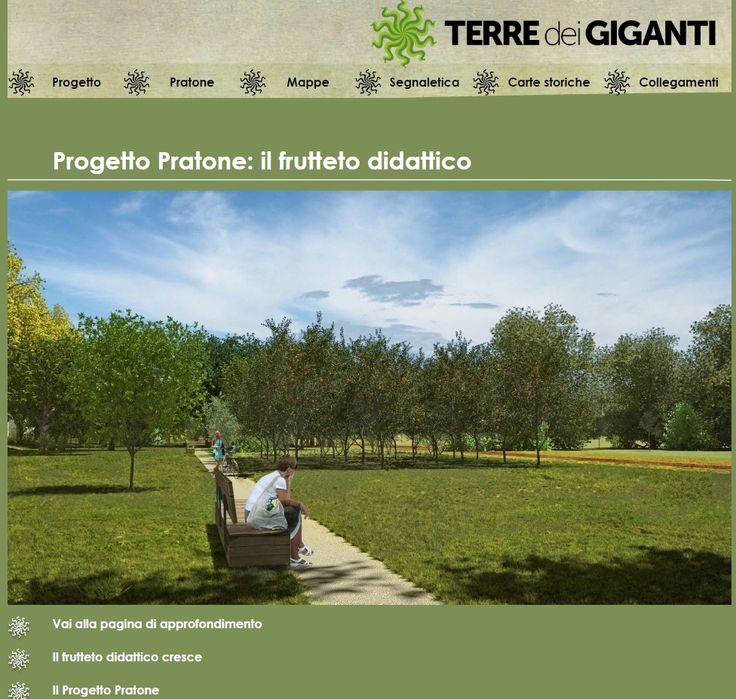 """Progetto """"Parco del Pratone"""": un frutteto didattico in centro a San Donato Milanese – Nicola Noe"""