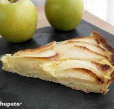 Cómo hacer una tarta de manzana. Receta de las más rápidas, ricas y sabrosas. Con un paso a paso, fotos y vídeo para que te salga perfecta y a la primera.