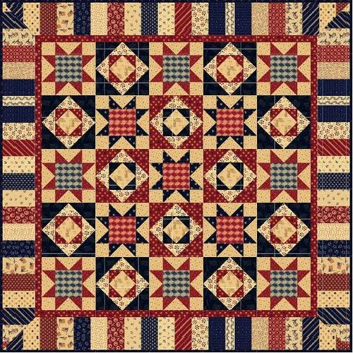 meaning of quilt blocks during underground railroad She Buys An Ordinary Old Quilt — But Its Hidden Secret? AMAZING!