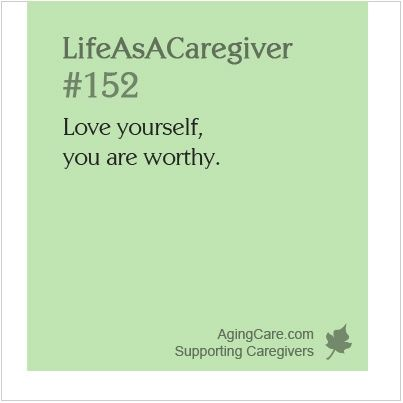 Caregivers Quotes Appreciation | ... gentle reminder for those of you having ... | Quotes for the Caregi