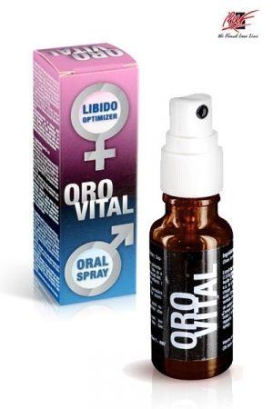 Spray Stimulant Aphrodisiaque Orovital