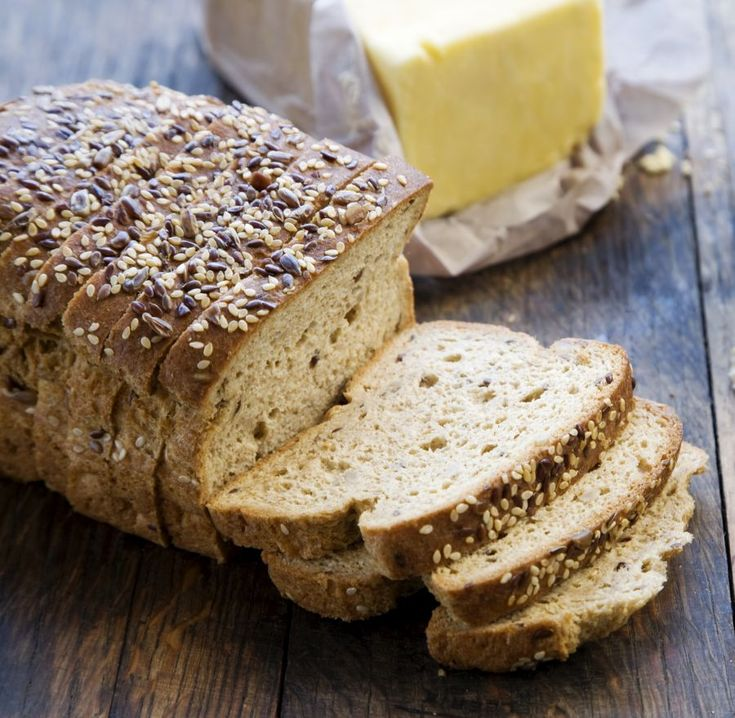 Gluten Free Low Carb and Low GI Bread recipe