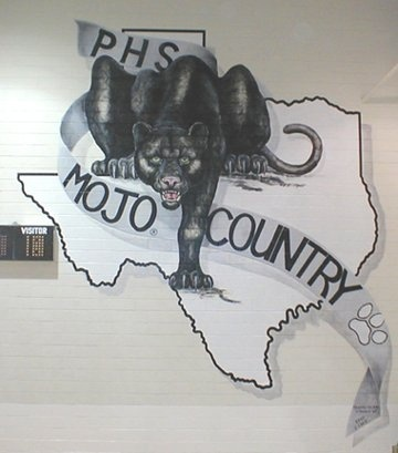 Permian High School - Go MOJO!